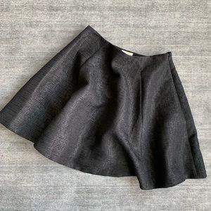 Kate Spade silk skirt with pockets